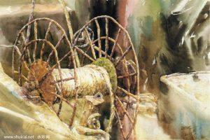 全国首届小幅水彩画展作品选(3)